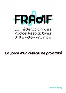 Présentation FRAdIF 2015