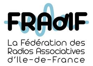Logo FRAdIF texte vertical