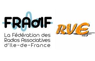 Radio RVE rejoint la FRAdIF
